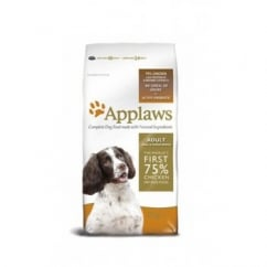 Applaws Adult Dog Food Small/Medium Breed Chicken 7.5kg