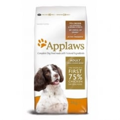 Applaws Adult Small & Medium Breeds Dog Food Chicken 2kg