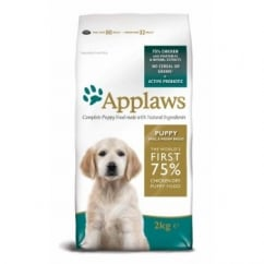 Applaws Dog Dry Puppy Small/Medium Breed Chicken 2kg