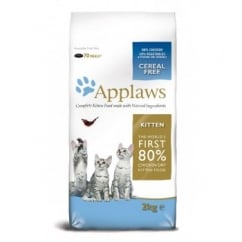 Applaws Dry Kitten Food Chicken - 2kg