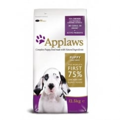Applaws Dry Puppy Dog Large Breed Chicken Food 7.5kg