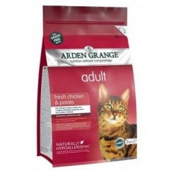 Adult Complete Cat Food Chicken & Potato 2kg