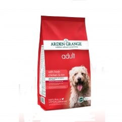 Adult Fresh Chicken & Rice Dog Food 2kg