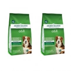 Adult Lamb & Rice Dog Food 2 x 12kg