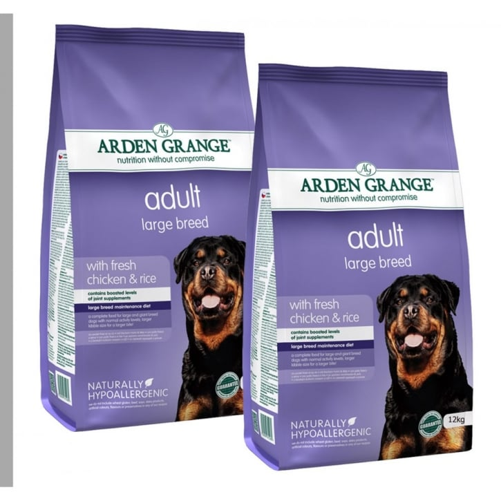 Arden Grange Large Breed Dog Food