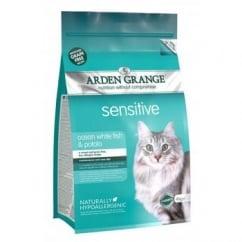 Adult Sensitive Cat Ocean White Fish and Potato 4kg