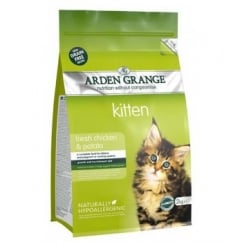 Arden Grange Complete Kitten Chicken & Potato 2kg