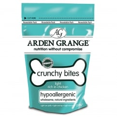 Crunchy Bites Light Rich In Chicken Dog Treats 250g