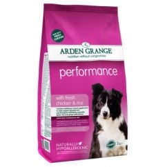 Performance Adult Dog Food Chicken & Rice 2kg
