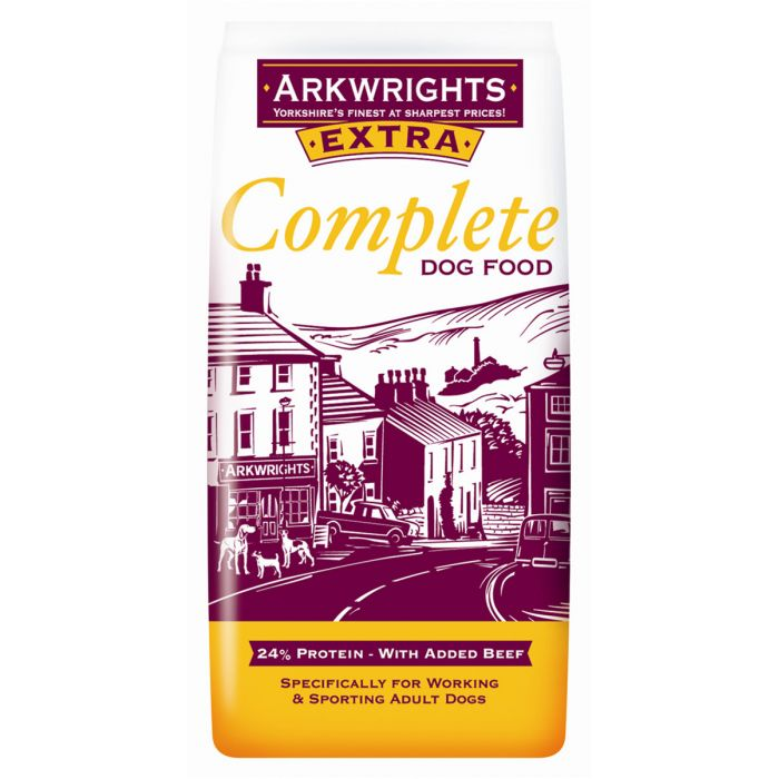 Arkwrights Dog Food Ingredients