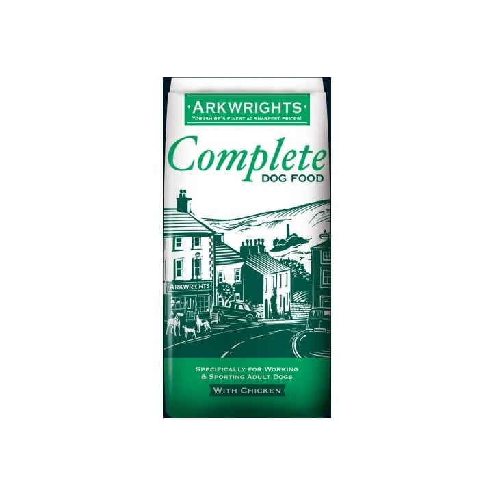 Arkwrights Complete Adult Dog Food Chicken 15kg