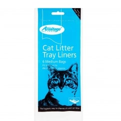 Cat Litter Tray Liners Medium