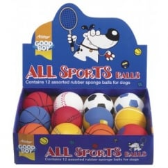 "Armitage Good Boy All Sports Balls 65mm (2.5"") Single"