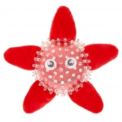 Goodboy Bobble Ball Starfish Dog Toy