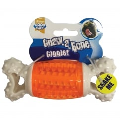 Goodboy Gnaw-a-Bone Giggler Dog Toy