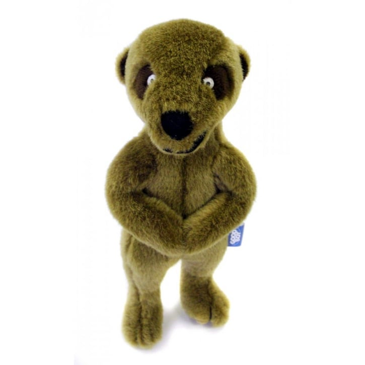 Armitage Goodboy Meerkat Plush Dog Toy 12