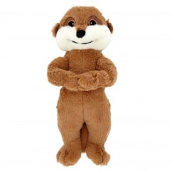 Goodboy Meerkat Plush Dog Toy 12