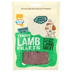 Goodboy Pawsley & Co Tender Lamb Fillet Dog Treat 80g