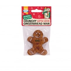 Goodboy Pawsley & Ho Crunchy Gingerbread Man For Dogs