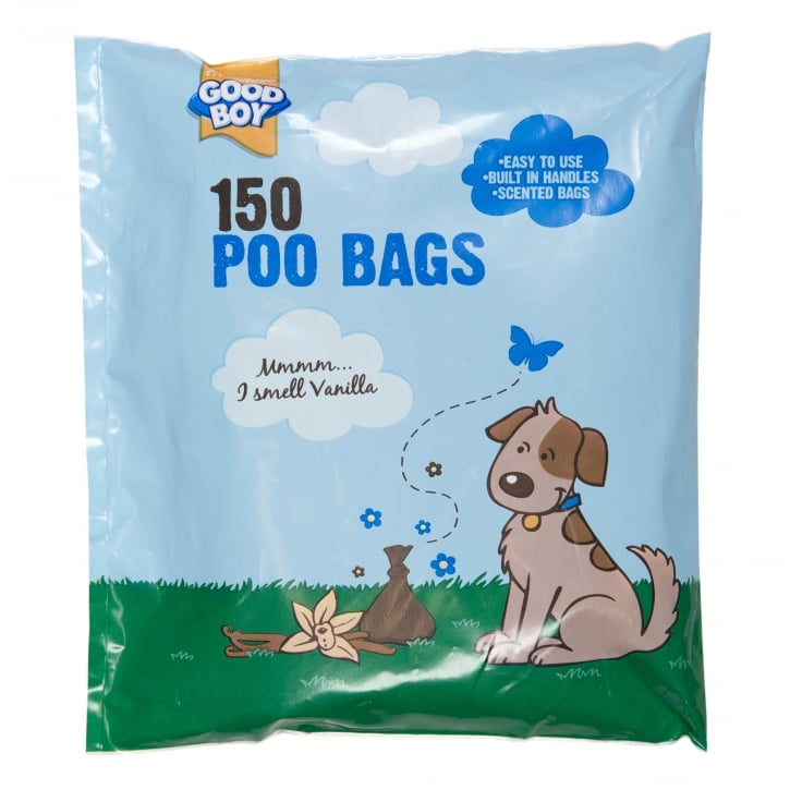 Armitage Goodboy Poo Bags Pack 150