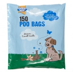 Goodboy Poo Bags Pack 150