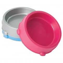 Goodboy Small Non Slip Plastic Feeding Bowl 5.5