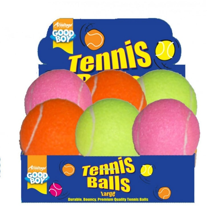 Armitage Goodboy Tennis Ball Large Dog Toy
