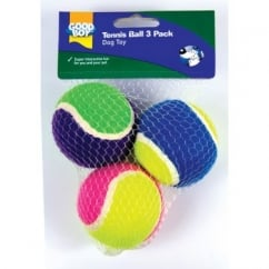Armitage Goodboy Tennis Balls Dog Toy Pack 3