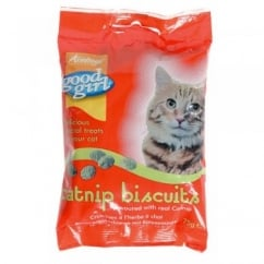 Armitage Goodgirl Catnip Biscuits Cat Treats 75g