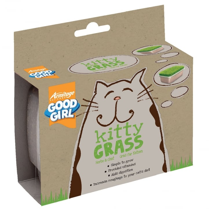 Armitage Goodgirl Kitty Grass