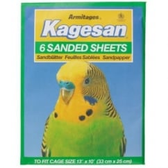 Armitage Kagesan Bird Sanded Sheets No 4