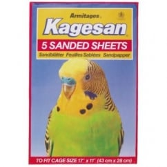 Armitage Kagesan Bird Sanded Sheets No 6
