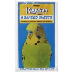 Armitage Kagesan Bird Sanded Sheets No 7