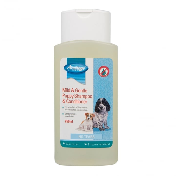 Armitage Mild & Gentle Puppy Shampoo & Conditioner 250ml