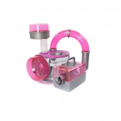 Rotastak Dreamland Small Animal Cage Pink