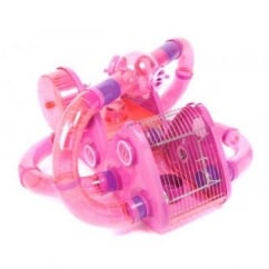 Armitage Rotastak Magic Maze Small Animal Pink Housing Unit