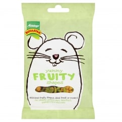 Rotastak Small Animal Fruity Shapes 50g