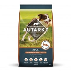 Adult Tantalising Turkey & Potato Dog Food 2kg
