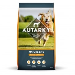 Mature Lite Delicious Chicken Dog Food 2kg