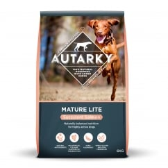 Autarky Mature Lite Succulent Salmon Dog Food 6kg