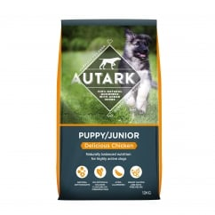 Autarky Puppy/Junior Delicious Chicken Dog Food 12kg