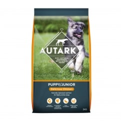 Puppy/Junior Delicious Chicken Dog Food 2kg