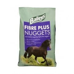 Baileys Fibre Plus Nuggets Horse & Pony Feed 20kg