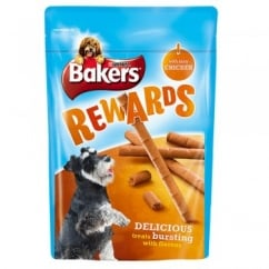 Bakers Rewards Chicken Dog Treat 100g