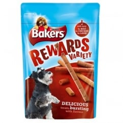 Bakers Rewards Variety Dog Treat 100g