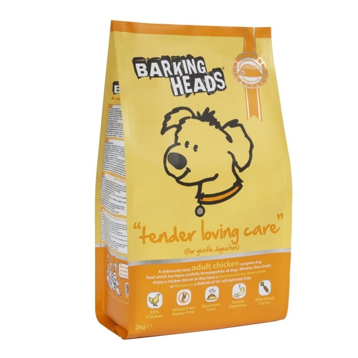 Barking Heads Adult Tender Loving Care Dog Food 2kg