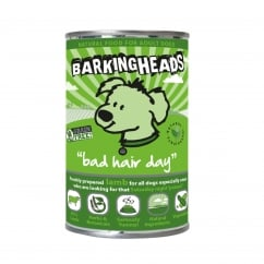 Bad Hair Day Grain Free Adult Wet Dog Food 6 x 400g