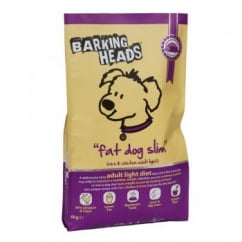 Barking Heads Fat Dog Slim Dog Food Chicken 6kg