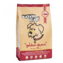 Barking Heads Golden Years Dog Food Chicken & Trout 2kg