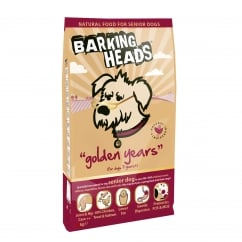 Golden Years Senior Dog Food 12kg